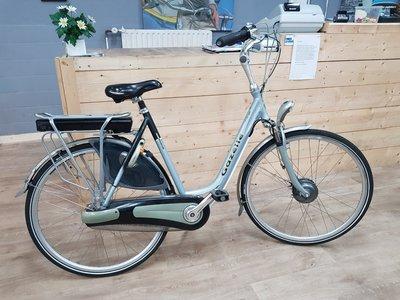 gazelle orange dames e bike